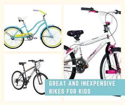 Great Bicycles You Can Buy From Amazon {Friday Finds}