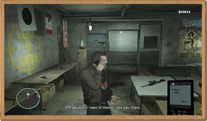 GTA 4 PC Games Gameplay