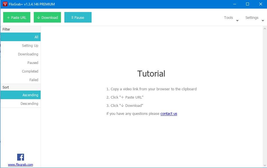 FlixGrab+ Premium v1.5 Full version