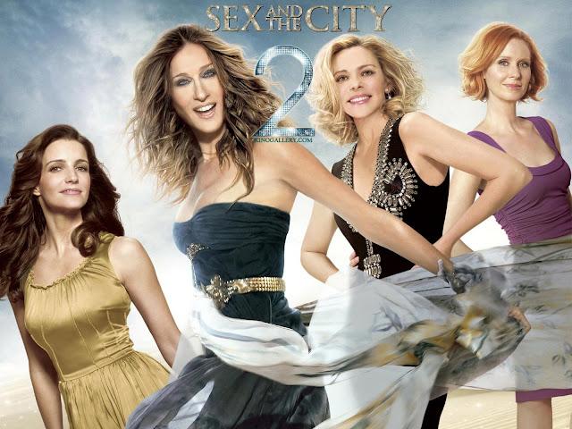 Sexo en Nueva York: Imágenes de las 4 Amigas.