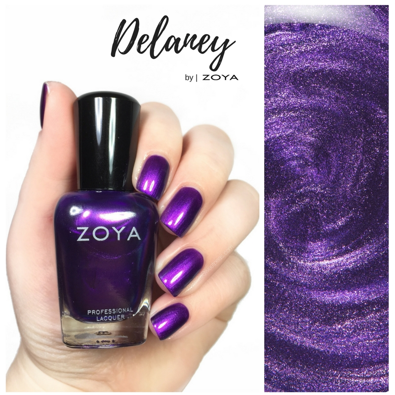 Zoya party girl swatch and review live swatch video 25 sweetpeas zoya delaney reheart Choice Image