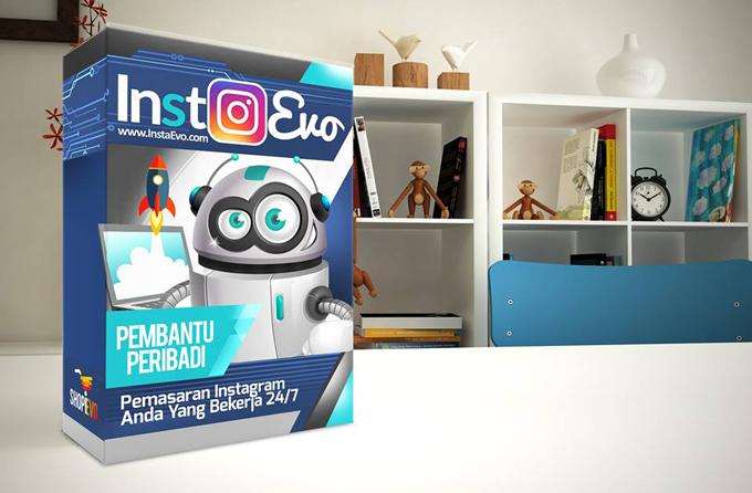Robot Pemasaran Instagram
