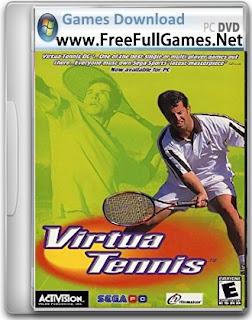 Virtua Tennis 1 PC Game Free Download Full Version
