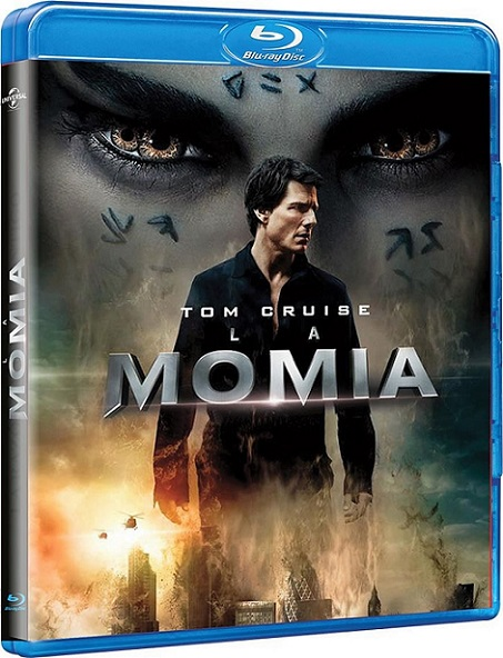 The Mummy (La Momia) (2017) 1080p BluRay REMUX 29GB mkv Dual Audio Dolby TrueHD ATMOS 7.1 ch