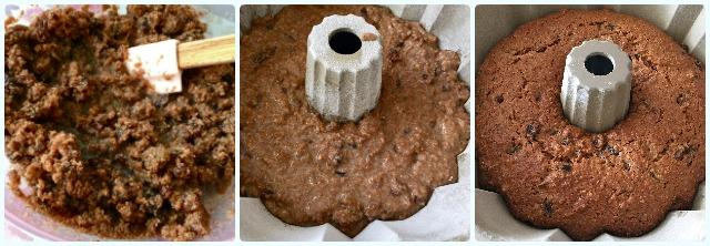 Bran Loaf Bundt Cake