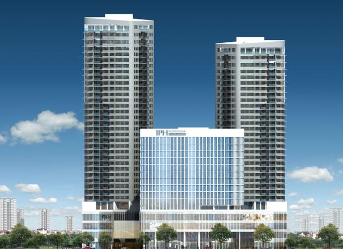 Phần mềm quản lý tòa nhà Landsoft đáp ứng mọi nhu cầu của Indochina Plaza