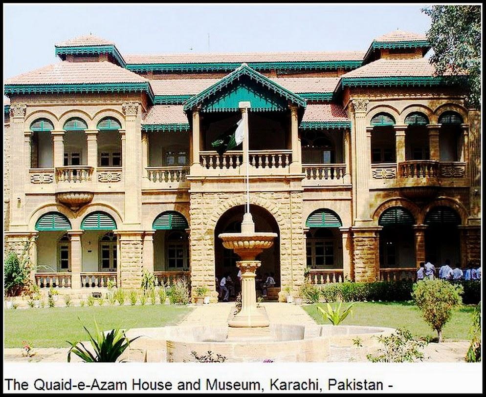 Quaid-e-Azam House And Musem Karachi Pakistan