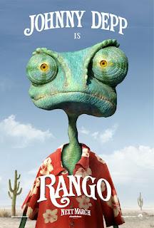 Rango (2011) แรงโก้ ฮีโร่ทะเลทราย พากย์อีสาน