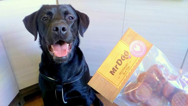 zdrowe i naturalne smakołyki, przysmaki, smaczki, przekąski dla psa