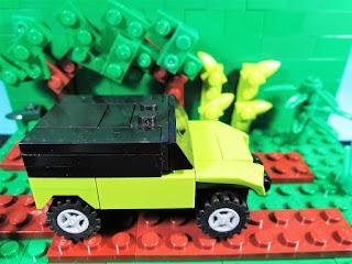 MOC LEGO Todo-o-terreno lima