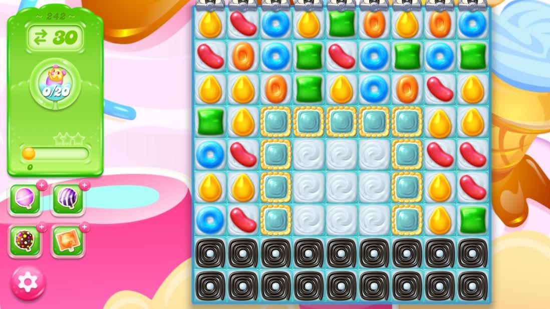 Candy Crush Jelly Saga 242