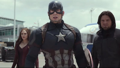 Captain America : Civil War Movie Review