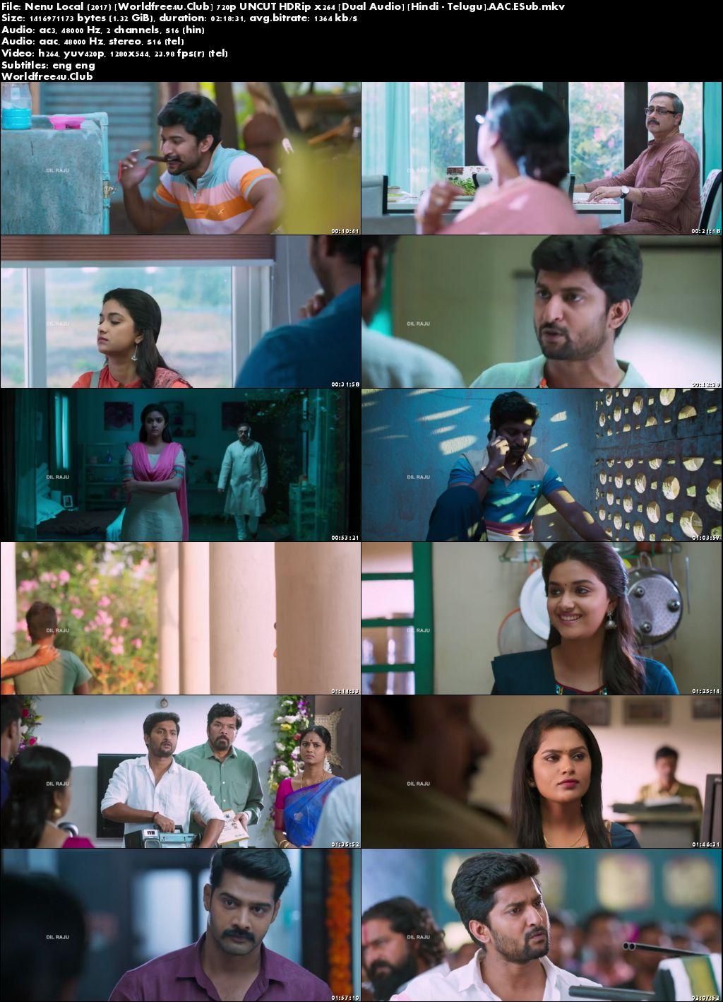 Screen Shoot of Super Khiladi 4 2018 Hindi Dubbed Movie Download  720p Dual Audio UNCUT
