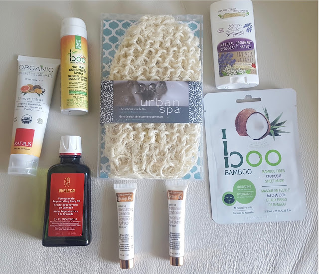 Msquared Brands June Blogger Box Review! Old and New Brands!