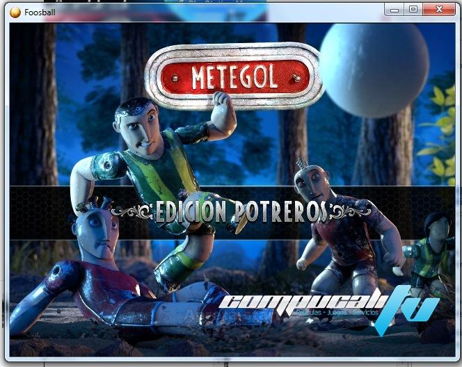 Metegol Edición Potreros PC Full Español