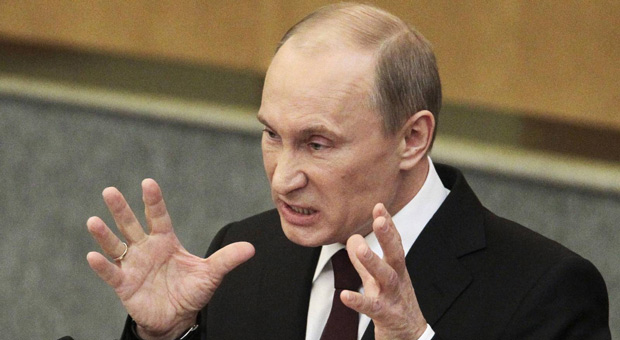 Vladimir Putin Reveals: The West Is Controlled By Satanic Pedophiles