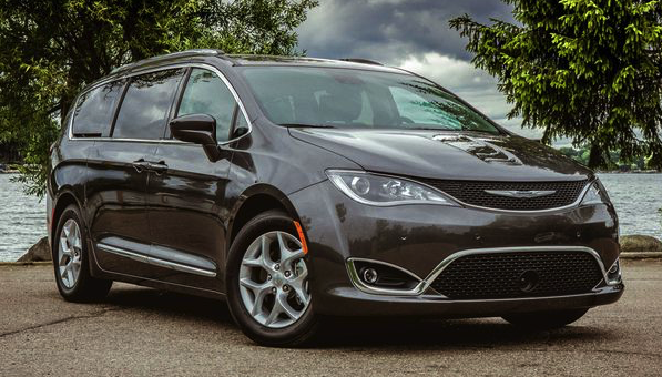 Oil Change Deals Near Me >> 2017 Chrysler Pacifica Touring First Test Review - Car And Driver Review