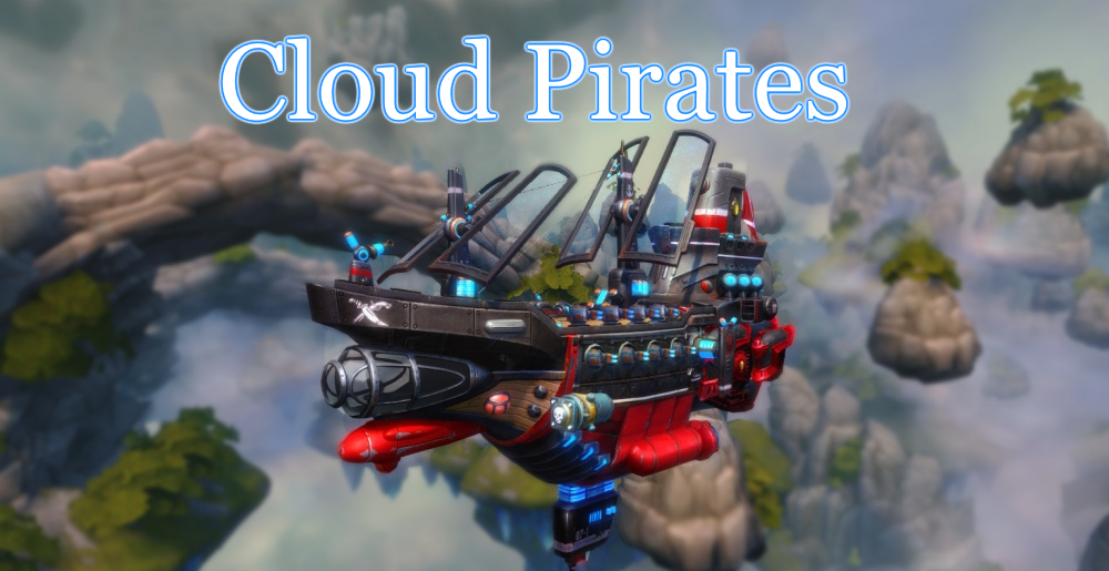 Cloud Pirates russian server