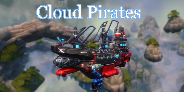 Cloud Pirates - Russian Server Open Beta Date Announced