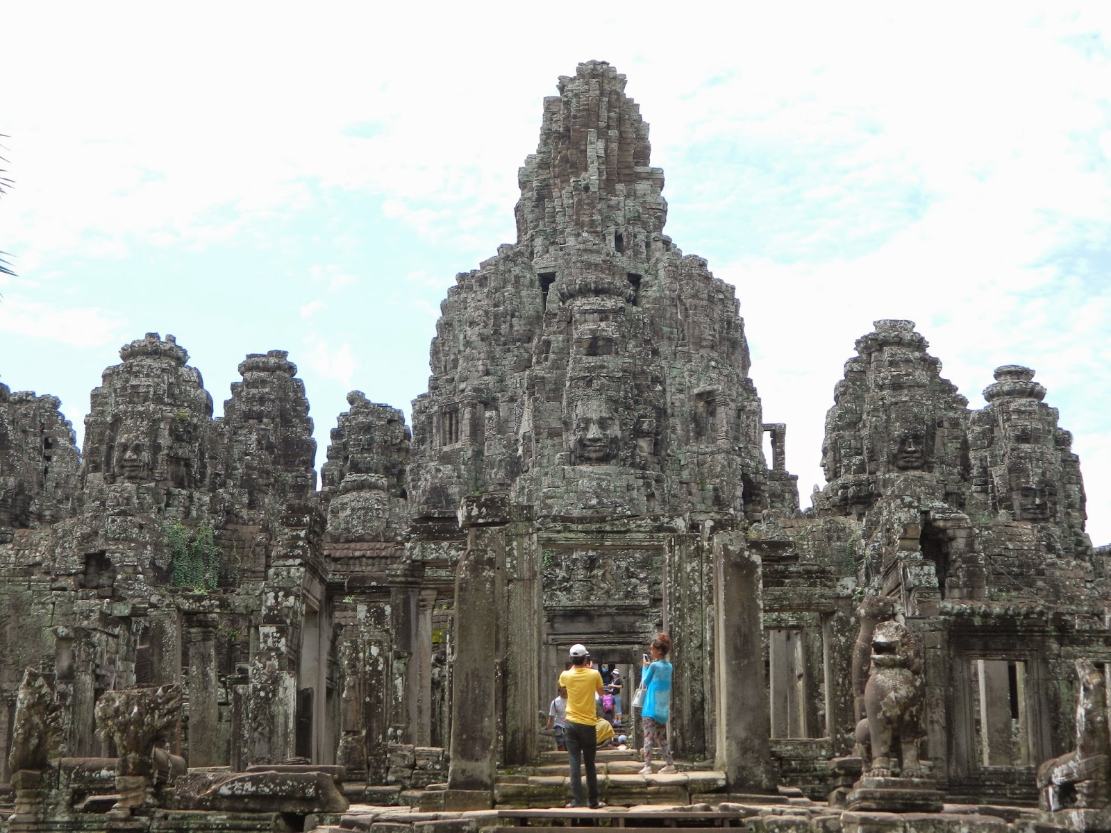 The Bayon Temple