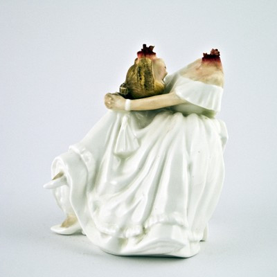 Jessica Harrison porcelain figurines: Georgina