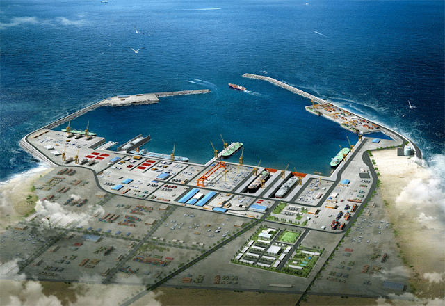 Oman oil firm to complete 30,000 m3 Duqm terminal in 2021