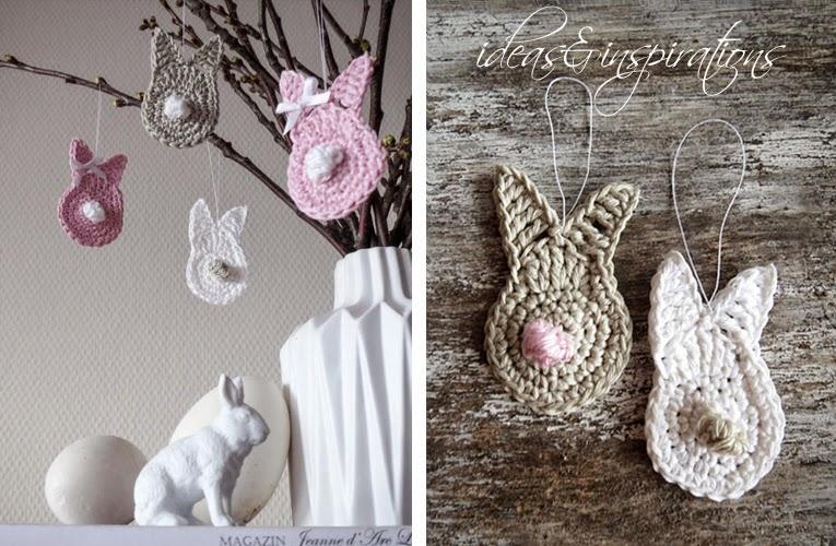 Ideas And Inspirations Diy Häkelhasen Für Ostern Crochet Easter