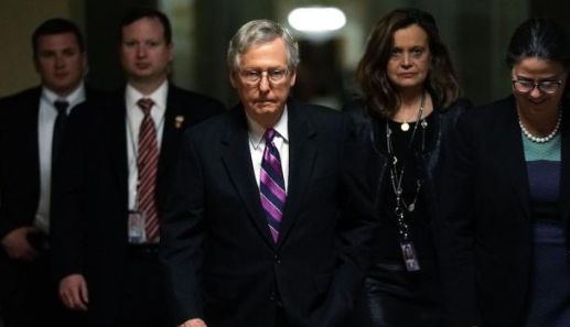 Nerves fray as shutdown talks at impasse