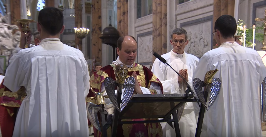 New Liturgical Movement: Traditional Clergy: Please Stop Making