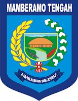 Lambang / Logo Kabupaten Mamberamo Tengah (Mamteng)