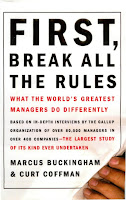 book by James K Harter First break all the rules