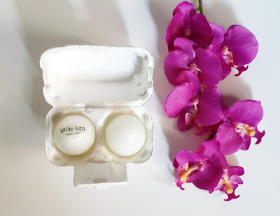 holika holika egg soap