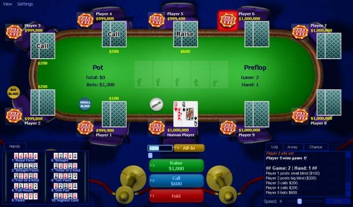 Poker Offline Pc