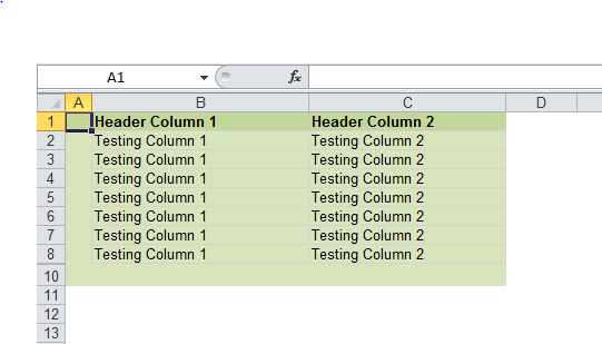 code-squeryl: SSRS Export To Excel Contains Hidden Rows