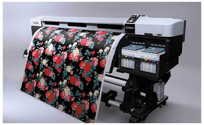 Proses Pencetakan Print Kain