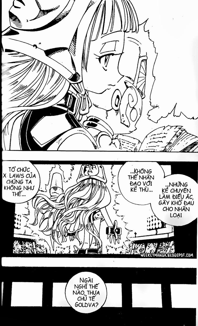 Shaman King [Vua pháp thuật] chap 125 trang 2