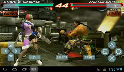 Download TEKKEN 6 (JAPAN) ISO PPSSPP/PSP Update Terbaru 2017 Full Version Gratis