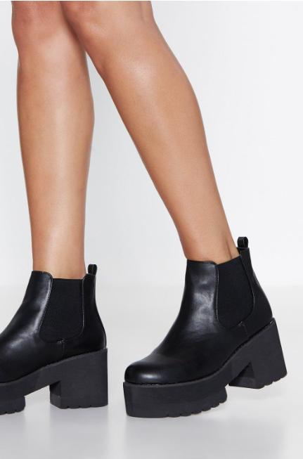 d2147663f2b daenalouise  Fashion Dupes  Vagabond Dioon Boots VS New Look Chunky ...