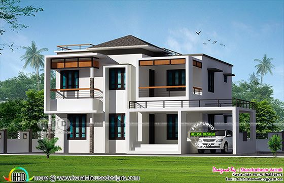 House renovation model design