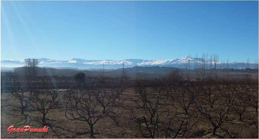 Blog de Viajes: Resumen Viajero 2014, Sierra Nevada