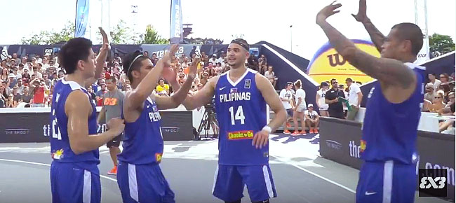 Kobe Paras - Player of the Day - FIBA 3x3 World Cup 2017 (VIDEO) Day 2