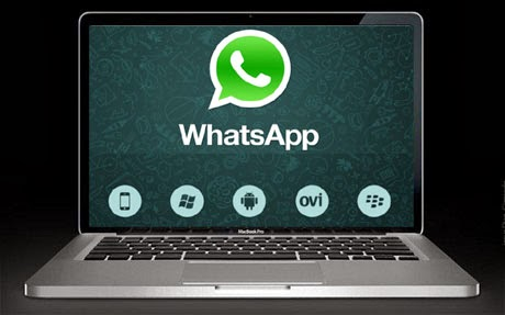 Whatsapp in PC