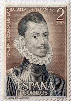IV CENTENARIO DE LA BATALLA DE LEPANTO, DON JUAN DE AUSTRIA