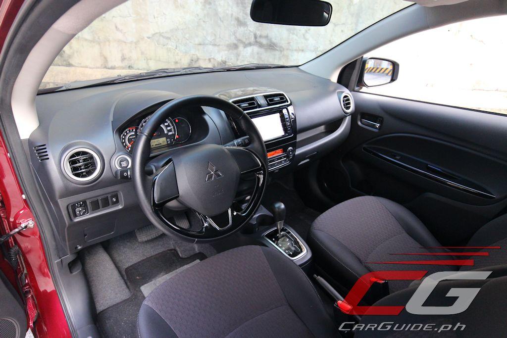 Review: 2017 Mitsubishi Mirage GLS CVT | Philippine Car ...