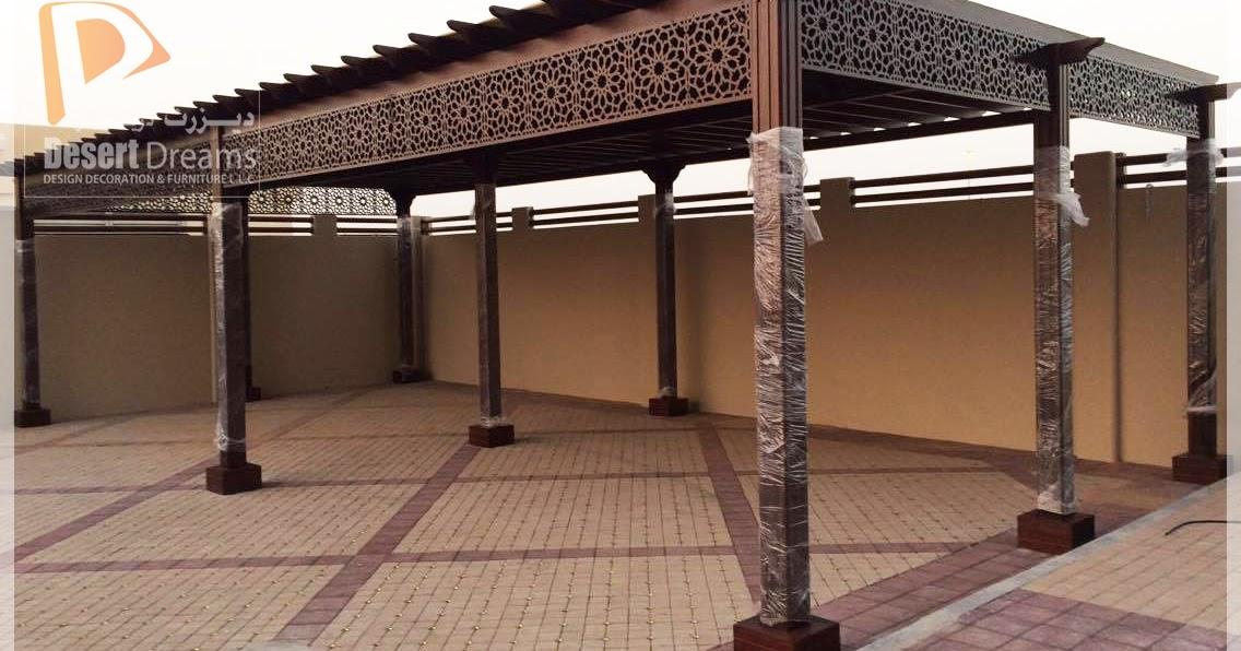 Wooden Pergola Builder In Uae 055 362 7862 Car Parking Pergola Uae
