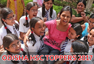 BSE Odisha HSC Toppers 2017 Highest Marks District wise Cuttack, Sambalpur, Baleshwar, Debagarh Topper. Odisha HSC Result 2017 Toppers Ranks List Dhenkanal, Sundargarh Toppers