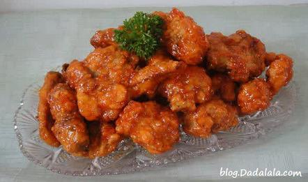 Ayam Goreng Pedas Manis