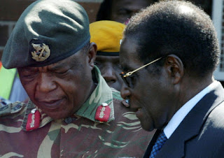 mugabe confirms house arrest