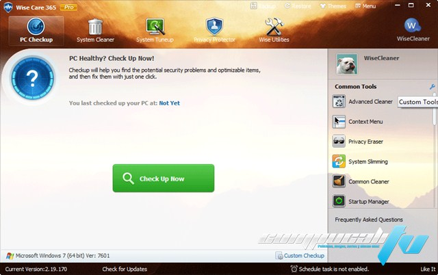 Wise Care 365 Pro Full Final 2.19
