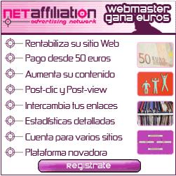 AFILIACION - NETAFFILIATION, UN SERVICIO DE AFILIACIÓN DE LO MAS SERIO 3